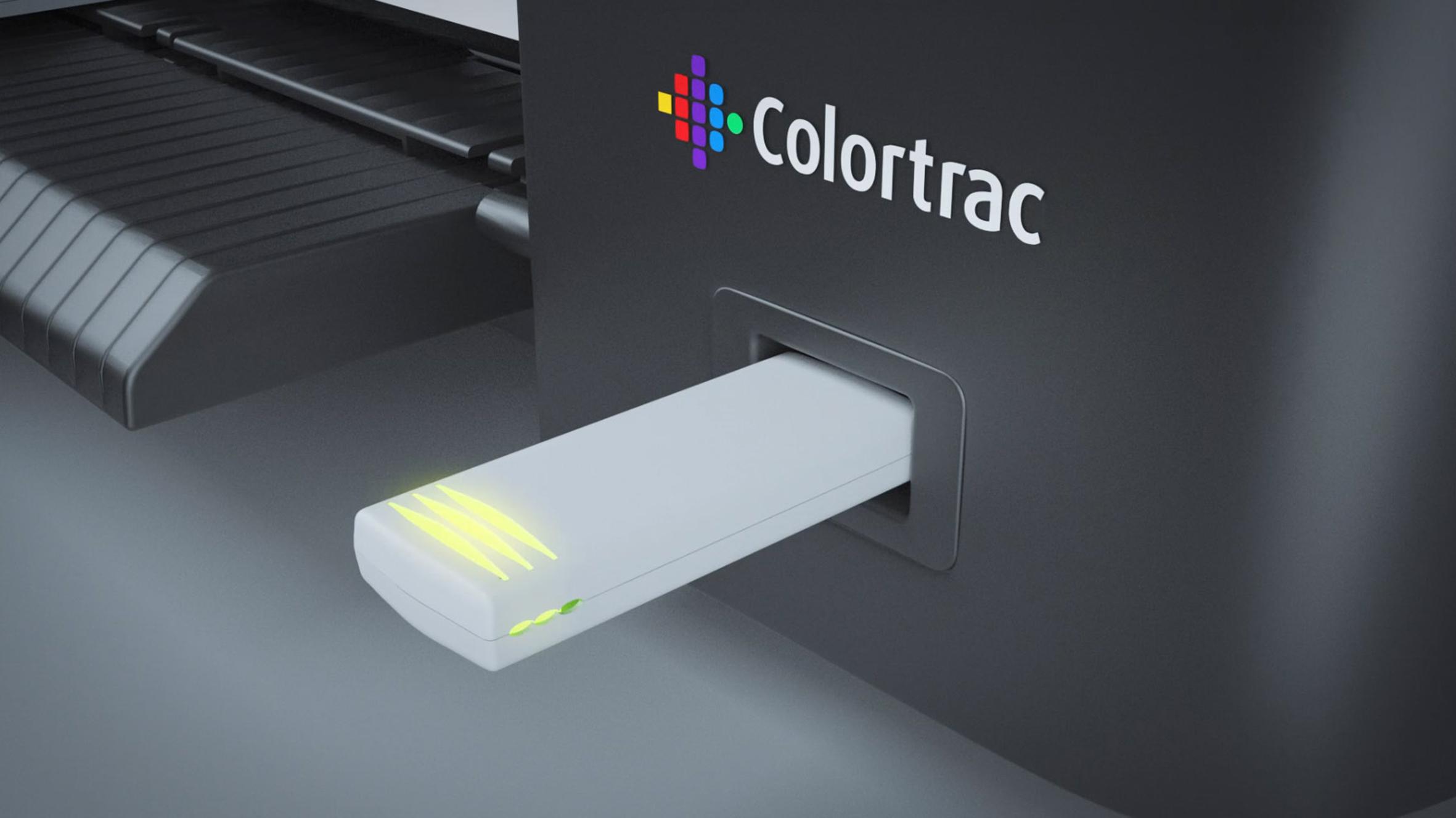 Scanner unterwegs Colortrac
